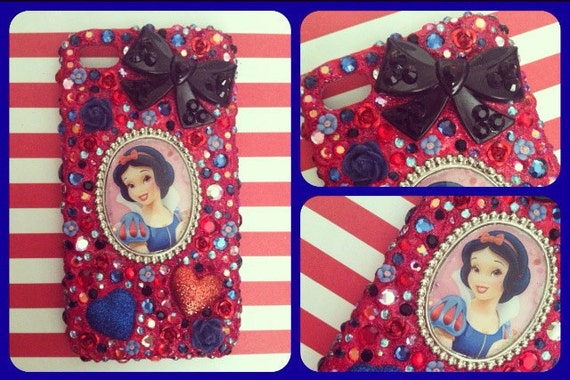 Disney's Snow White Theme Iphone4 case