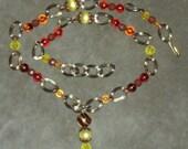 Autumn Hues Necklace
