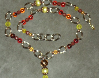 Autumn Hues Necklace