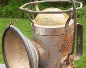 Vintage Lantern Powerlite Delta Rustic Restore or Display Decor