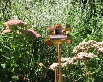 Copper Iris Sprinkler