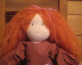 "SALE 15"" Waldorf Doll, Emma"