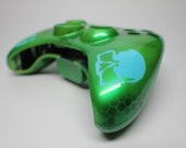 MW3 Elite, Honeycomb Camo Xbox 360 Controller Shell . Top and bottom shell. High Gloss finish.