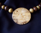 Vintage Chunky  Women's Necklace 1970s
