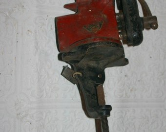 Antique Table Vice Tool