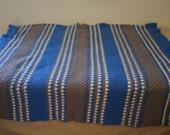 Manly blanket