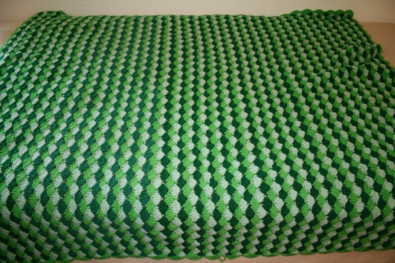 St Patty's Day blanket