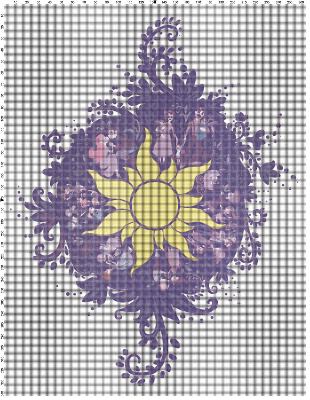 Graph paper program mac for cross stitch pattern