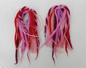 Dreadlocks For Doll BJD, Pullip and Blythe in Bio Wool