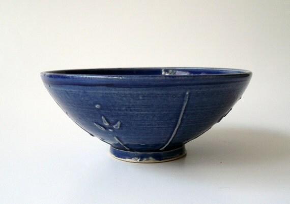 Blue Bloom Bowl