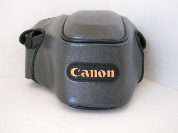 Vintage Camera Case For T70  35MM Canon Camera