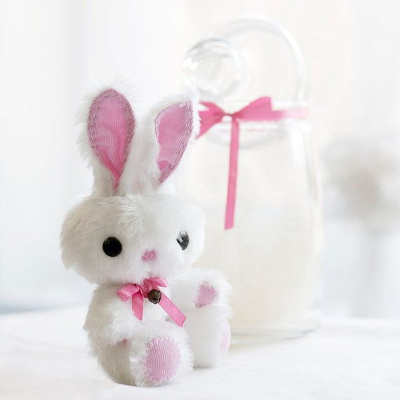 Art Doll  Bunny - Reserved for Evelinne