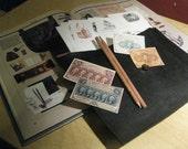 Civil War Pvt Purchase Writing Kit