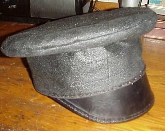 Civil War Painted Wheel Hat