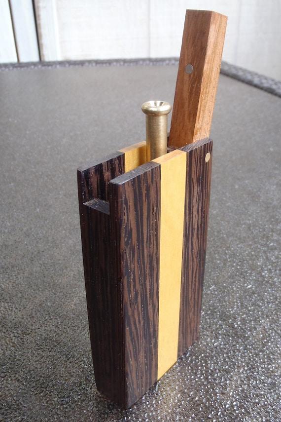 how to make a smoke dugout