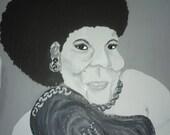 Strong Black Queen