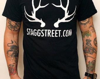 Medium StaggStreet.com Men's Tshirt