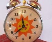 "1981 Kellog's ""Lux Sunshine Alarm Clock"""