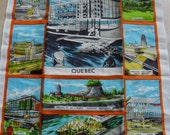 OPENING SALE - Expo 67 Souvenir Tea Towel