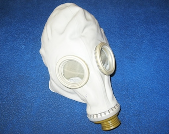 Vintage Gas Mask GP-5 from Soviet Union (Russian), Brand New, cyber mask, cyber goth respirator