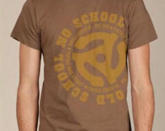 Old School - Men's Short Sleeve Crew Neck TShirt