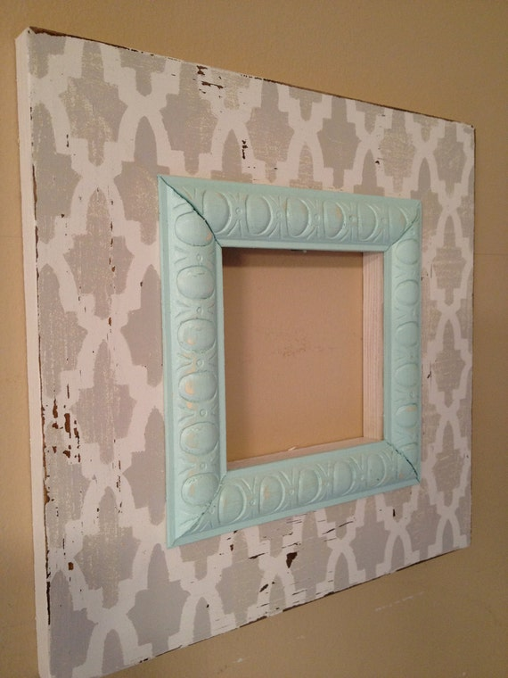 Items Similar To Distressed Wood Picture Frame 5x5