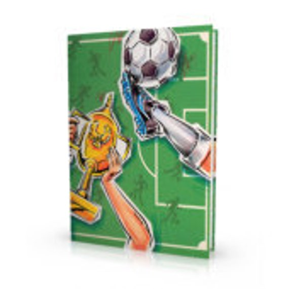 SALE CLEARANCE The Soccer Book, Personalized, Made to order, Sportsmanship, team sports, Championship