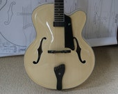 Acoustic Archtop Jazz guitar- The Kingfisher.