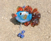 Fancy Fish Focal Pendent
