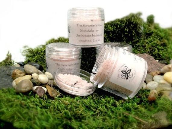 Bath Salts Sample Pack