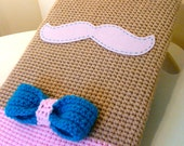 MacBook Air Crochet Sleeve Case