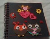 Journal Owl