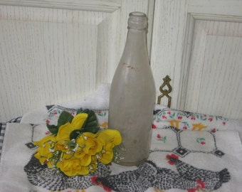Sweet Vintage Bottle Lots of Patina :)S Not included in Coupon Discount Sale