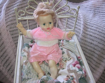Ideal Doll 1971 LITTLE LOVE  13 Inches Tall  :) S