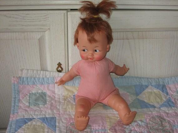 Ideal Pebbles Doll F-S 14 HANNA-BARBRERA PRODS