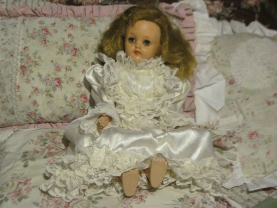 IDEAL BRIDE DOLL/  Not Included In Sale