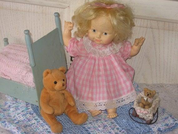 1976 Happy Baby by Horsman Dolls I believe