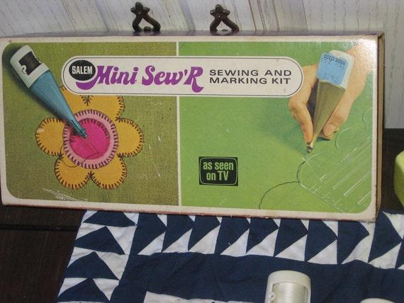 "MINI SEW ""R Sewing and Marking Kit"