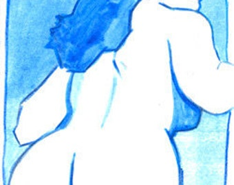 Bettie Page Private Collection Artist Return AR02