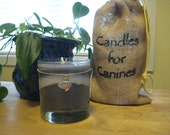 Blueberry Baby Recycled Soy Canine Candle