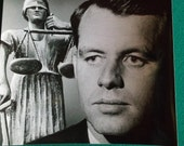 Photo of Bobby Kennedy and the Scales of Justice