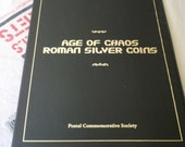 Age of chaos Roman silver coins, Postal Commemorative Society