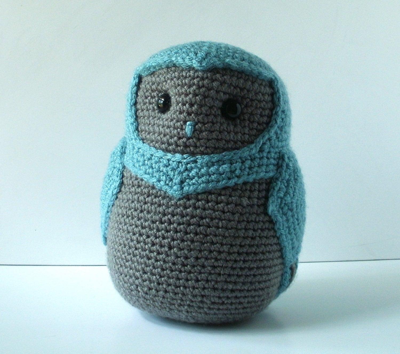 Copernicus The Crochet Barn Owl