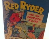 Vintage Red Ryder Little Book