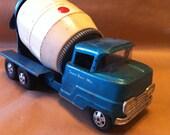 Vintage Toy Cement Truck
