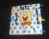 Spongebob Squarepants Scrapbook Album