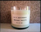 Mexican Vanilla Soy Candle