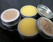 Lip Balm Beeswax All-Natural No added fragrance/flavoring .25oz