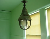 EXPLOSION PROOF LIGHTS - As Found Set of Six Original Vintage Crouse-Hinds Explosion Proof Lights