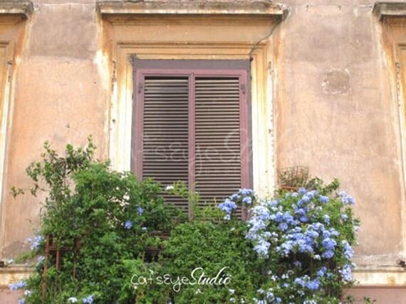 Items similar to italian window european shutters garden - European exterior window shutters ...